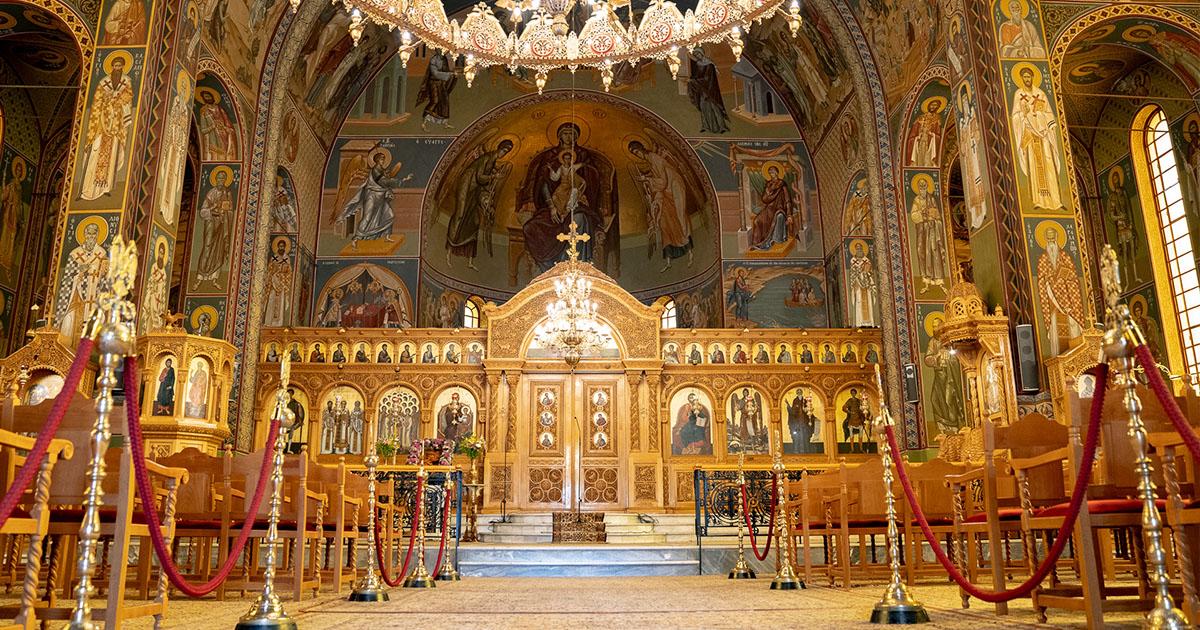 Ιερός Ναός Παμμεγίστων Ταξιαρχών Καλαμάτας - Κοινωνικά δίκτυα