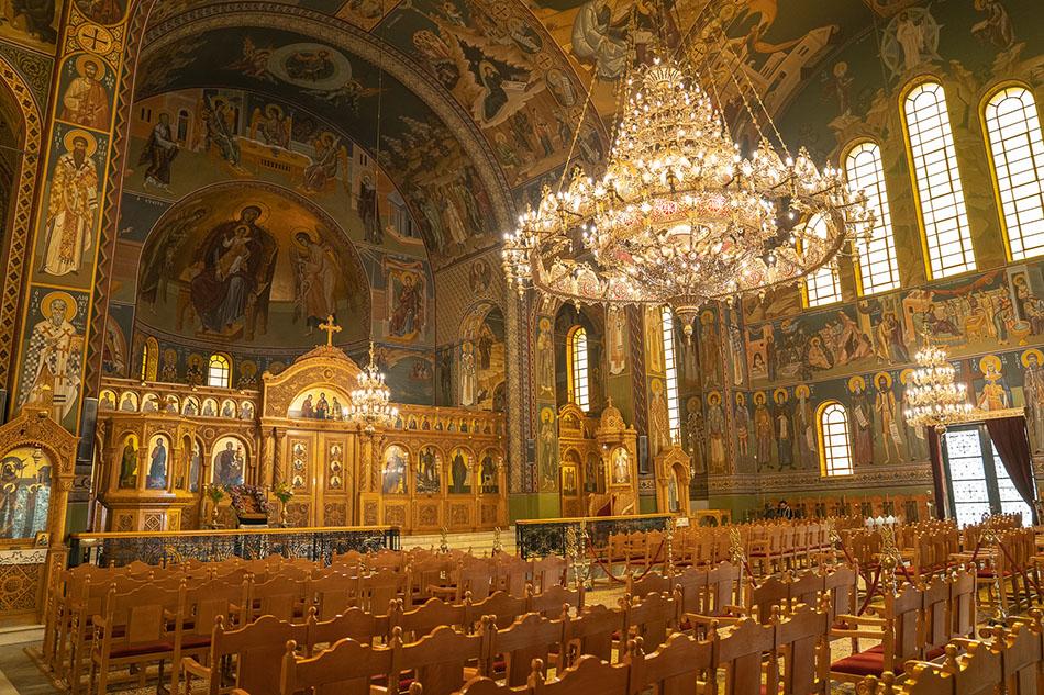 Ιερός Ναός Παμμεγίστων Ταξιαρχών Καλαμάτας - Φωτογραφικό υλικό